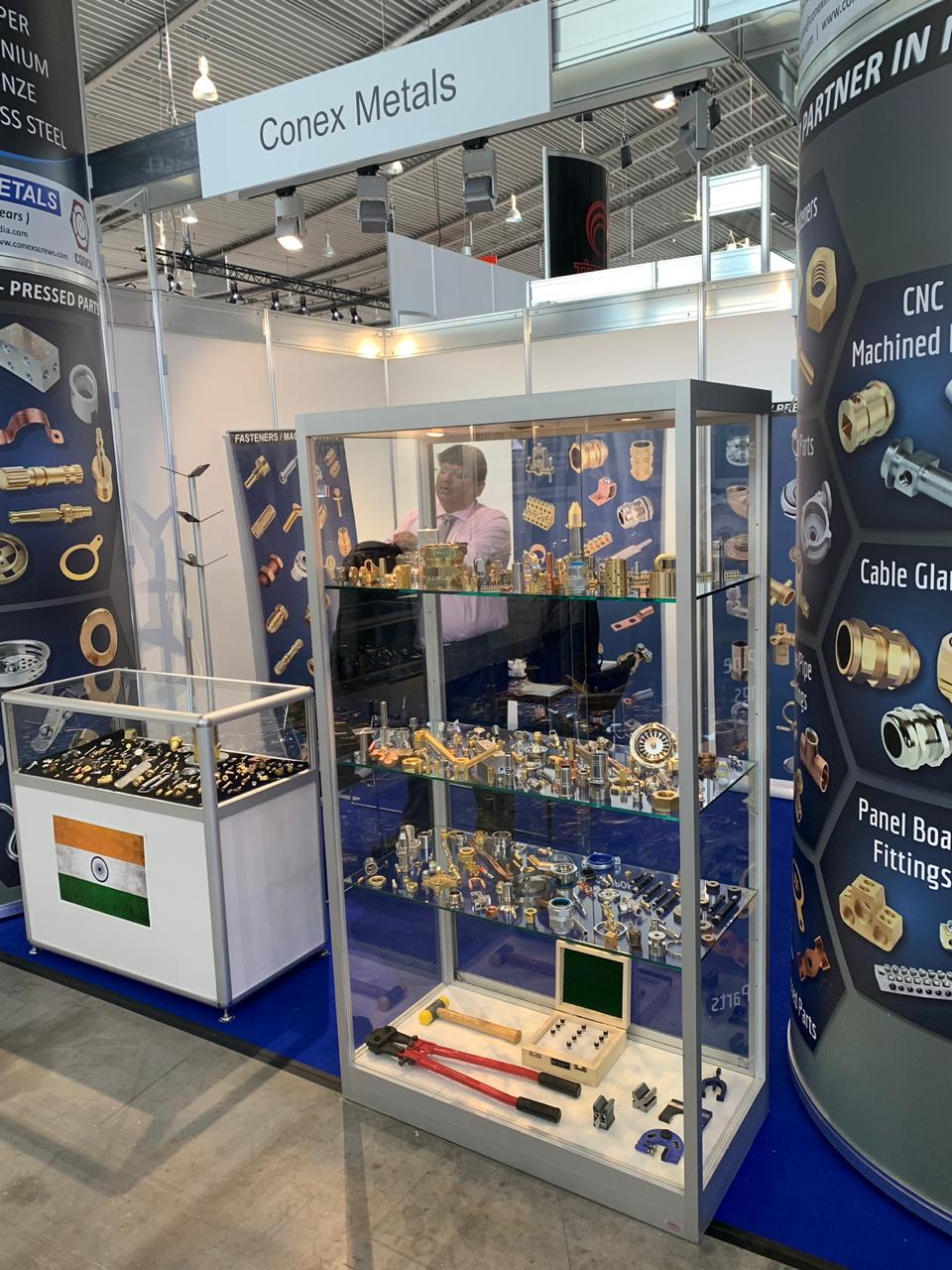 brass parts india Hannover in Germany